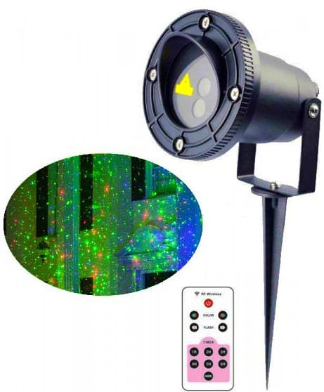 Новогодний проектор