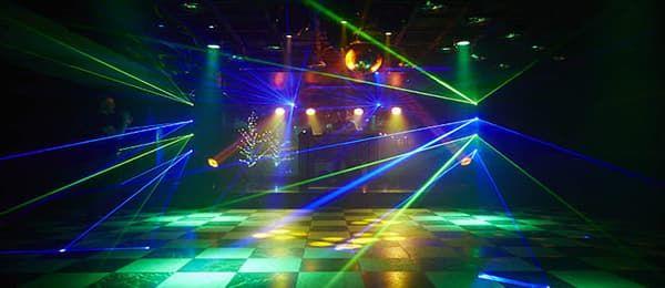 световое оборудование для клуба