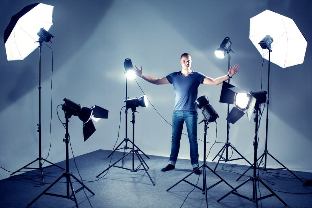 Права фотографа работающего на фотостудию