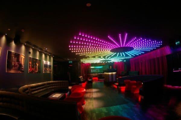 Украшение для ночного клуба город клуб москва