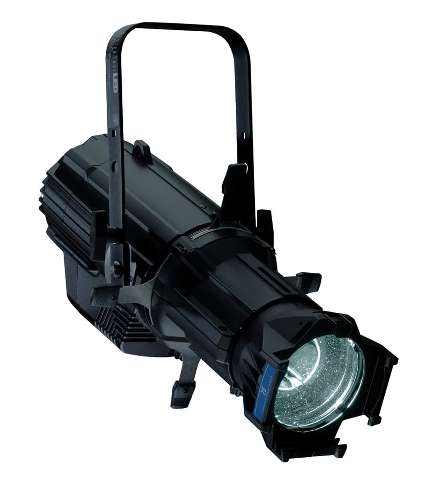 Сценический прожектор ETC Source Four LED Series 2, Lustr w. Shutter Barrel, Black CE