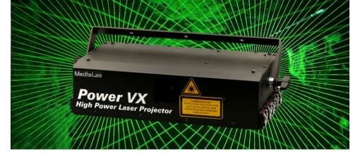 Лазерный проектор MEDIALAS Power VX 2500