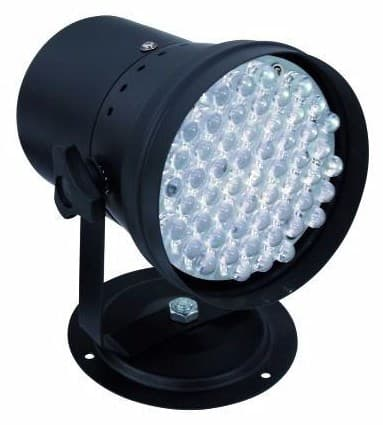 Прожектор EUROLITE LED T-36 RGB spot black 10mm