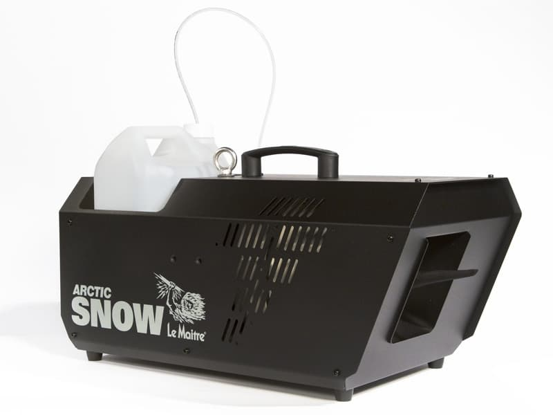 Генератор снега LE MAITRE ARCTIC SNOW MACHINE