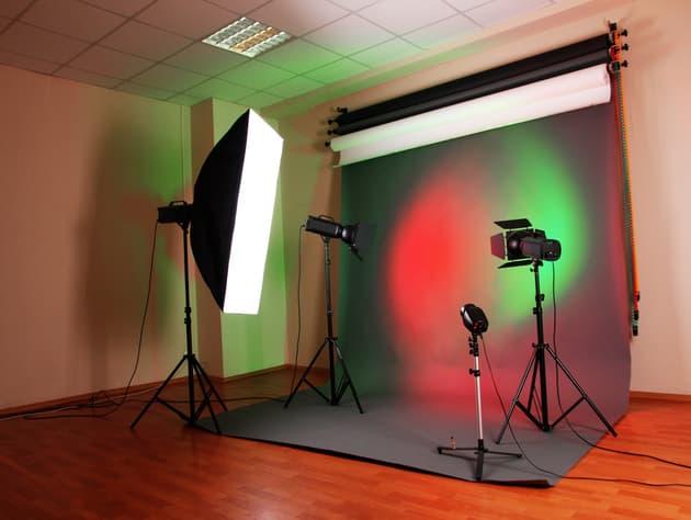 Как сделать освещение для фото